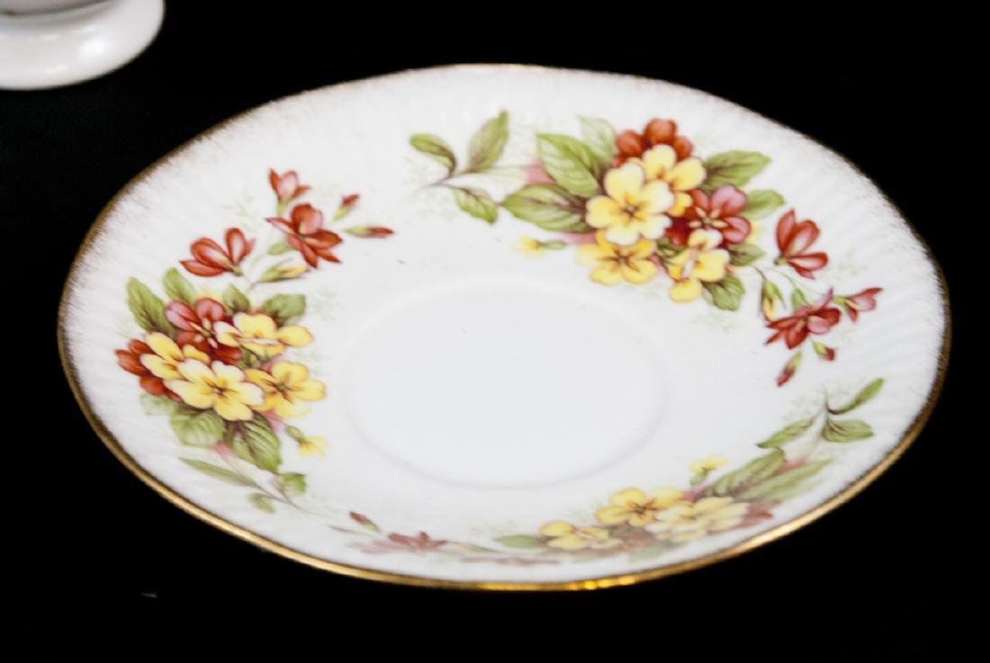 Lot Of Assorted Tea Cups and Saucers - 8