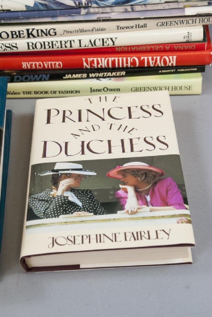 Collection of Princess Diana Books & Magazines - 2