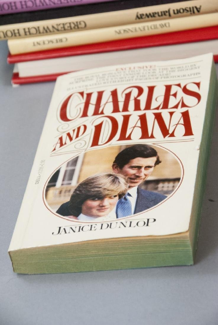 Collection of Princess Diana Books & Magazines - 5