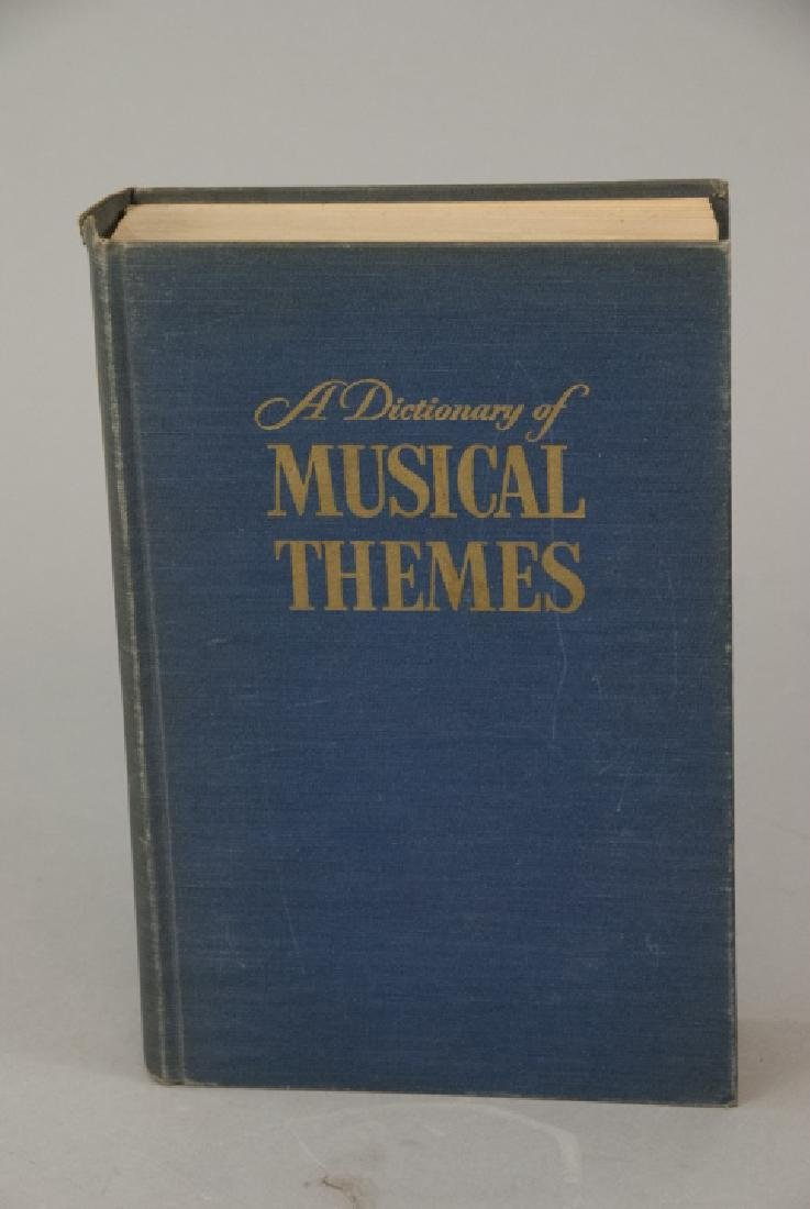 Assorted Lot Of Antique Music Books - 10