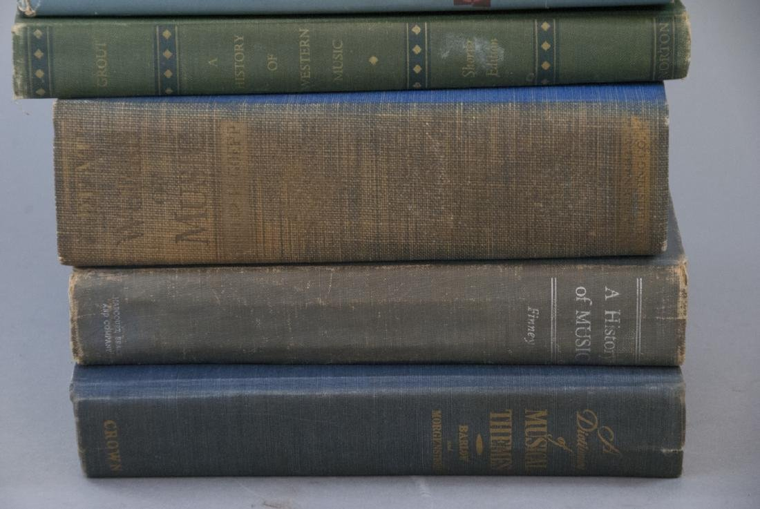 Assorted Lot Of Antique Music Books - 2