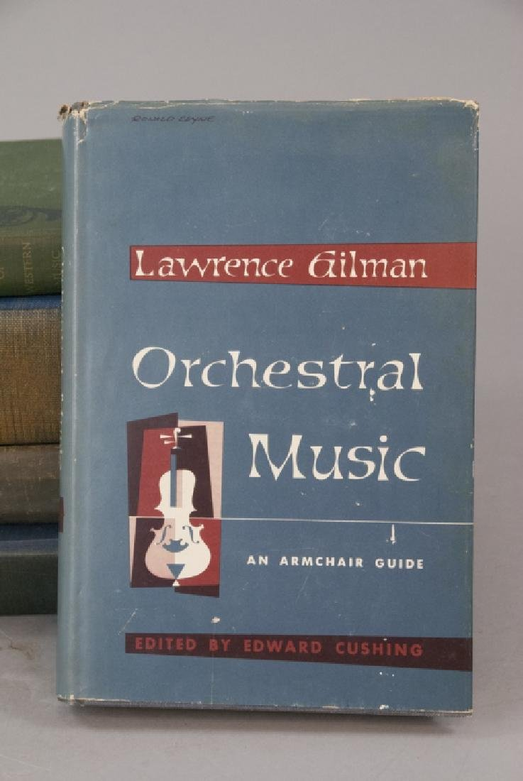 Assorted Lot Of Antique Music Books - 5