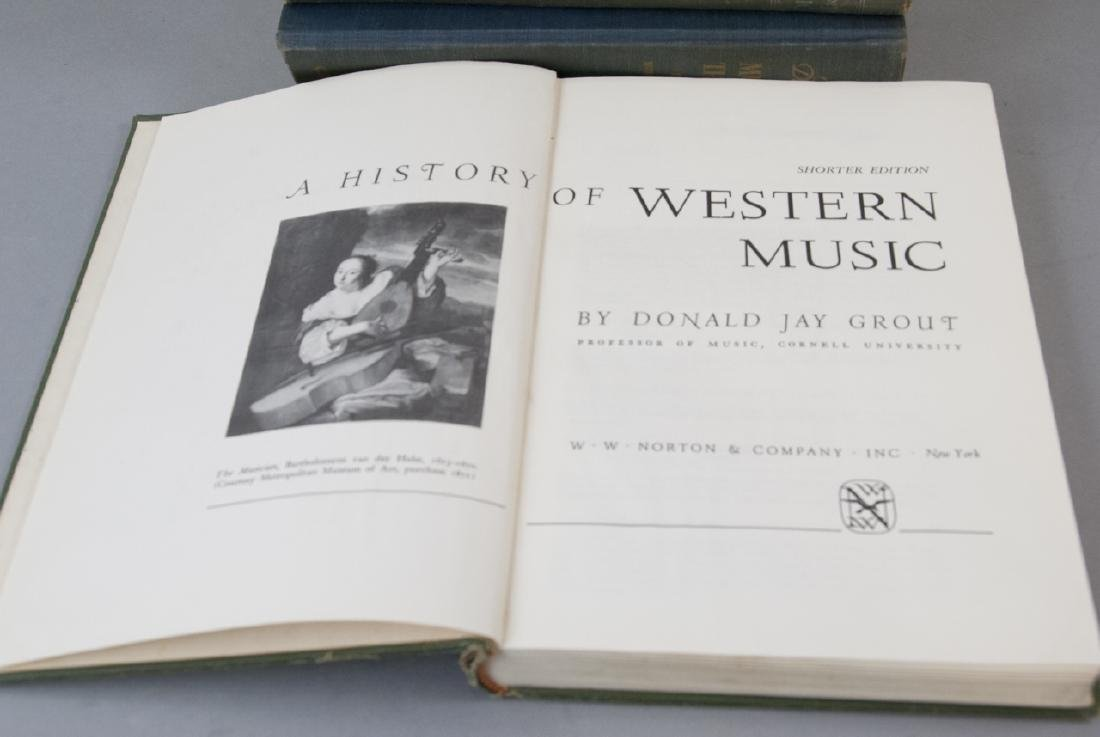 Assorted Lot Of Antique Music Books - 6