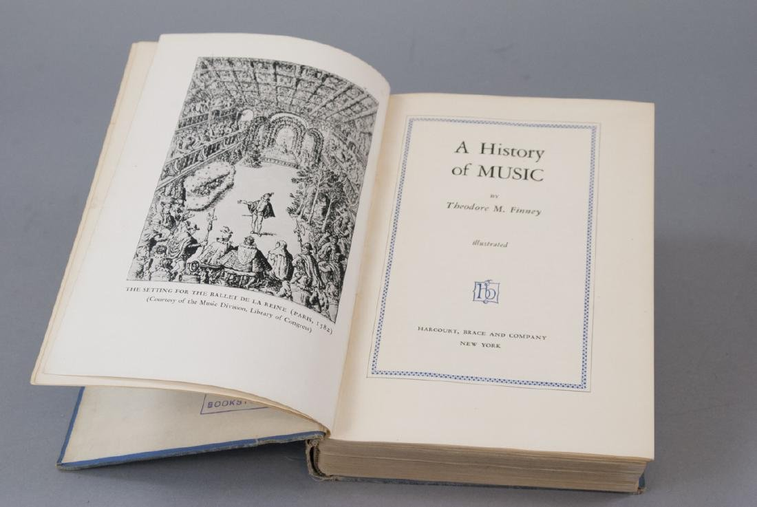 Assorted Lot Of Antique Music Books - 9