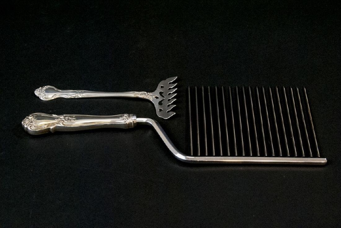 Two Sterling Silver Serving Utensils