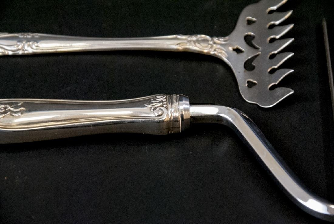 Two Sterling Silver Serving Utensils - 2