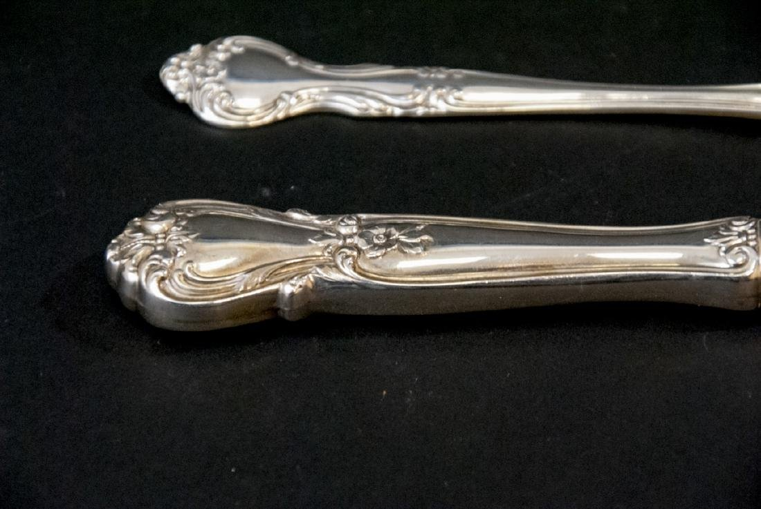 Two Sterling Silver Serving Utensils - 9