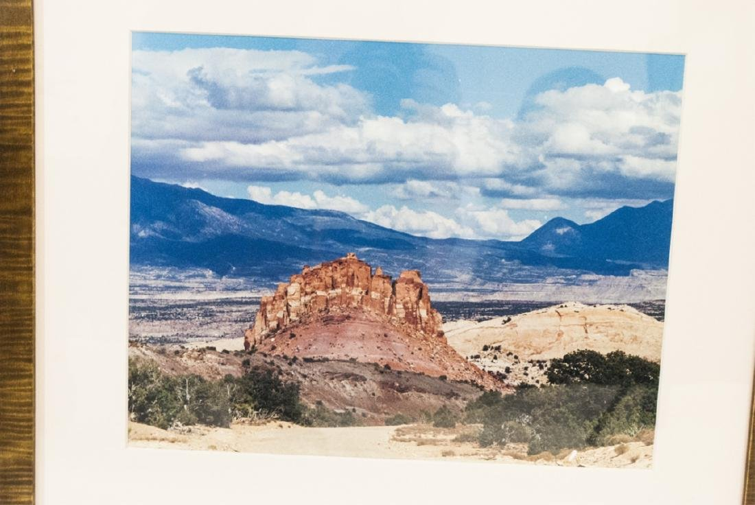 Pair Framed Southwest/Grand Canyon Photographs - 5