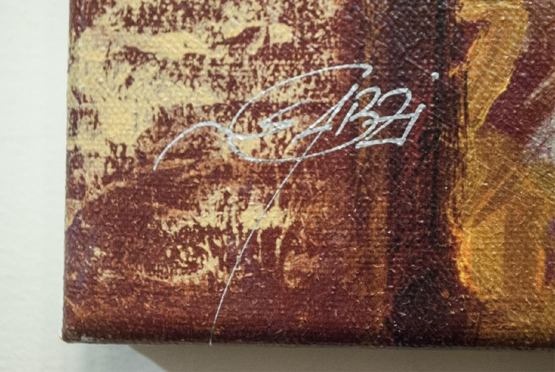Sabzi Signed & Numbered Giclee with COA - 5