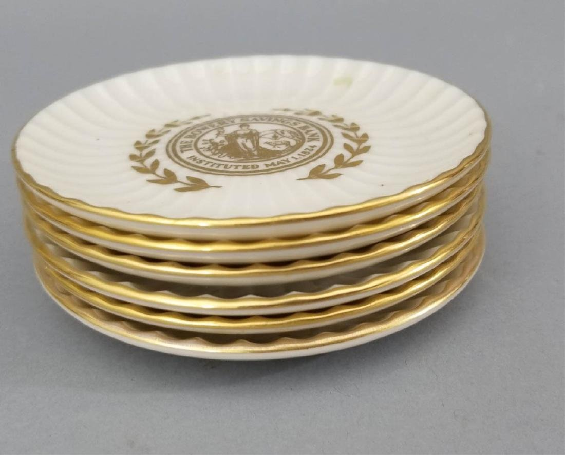 Assorted Royal Worcester & Lenox Plates - 6