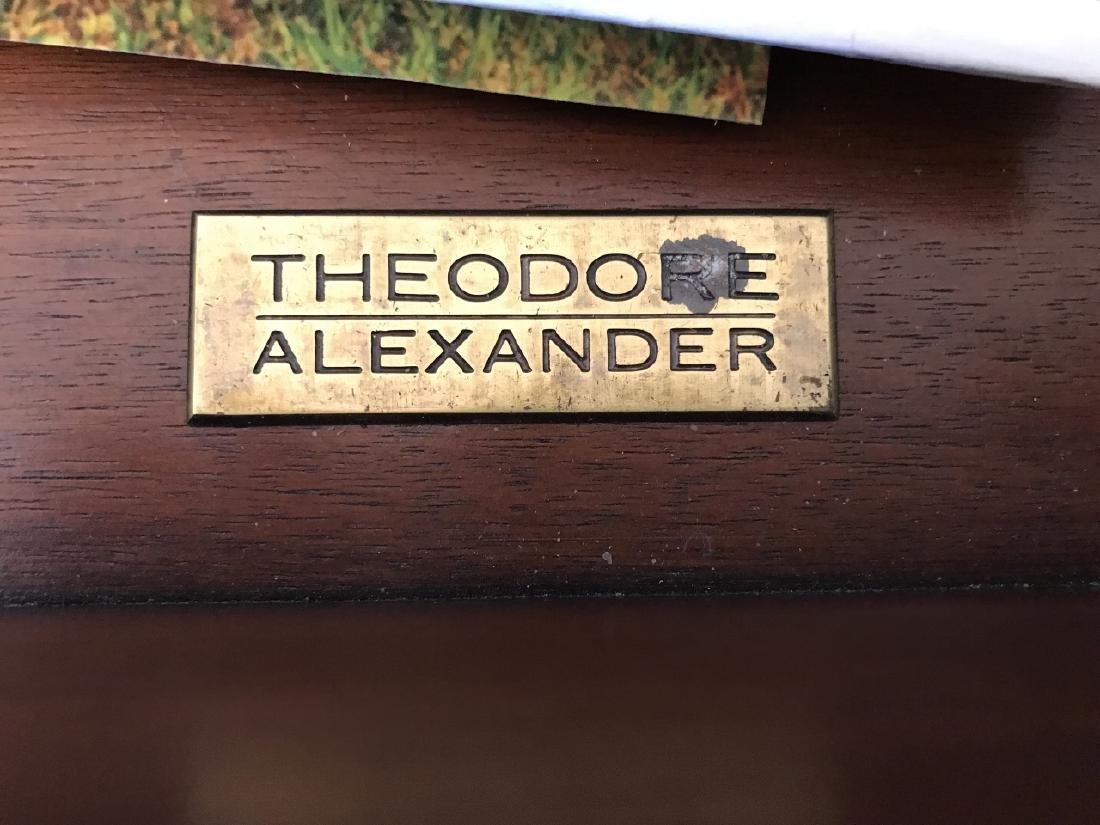 Contemporary Theodore Alexander Secretary Desk - 2