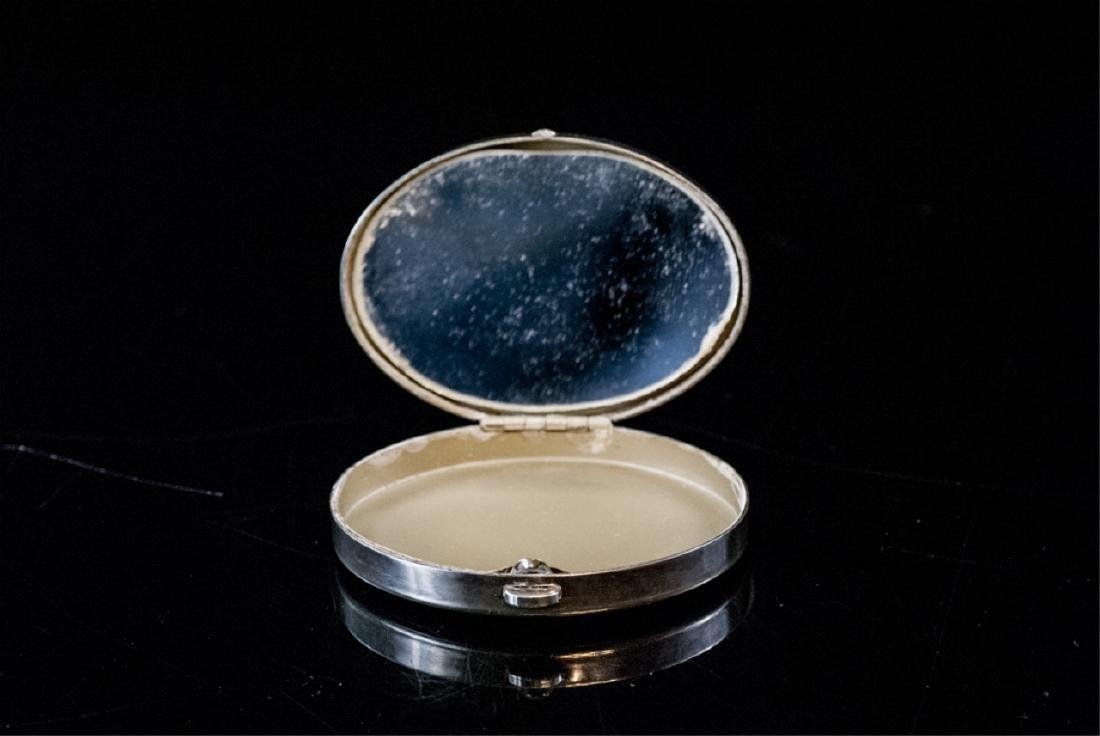 Vintage Tiffany & Co Silver Compact Case - 2