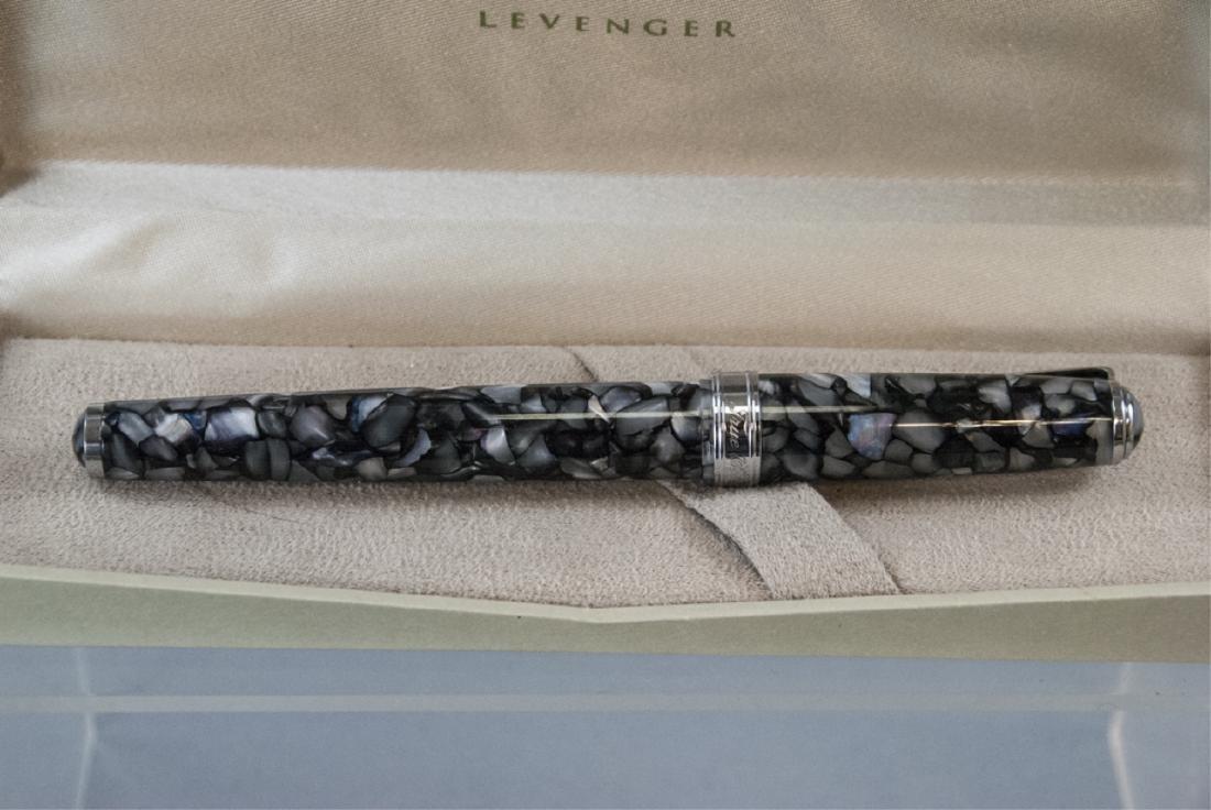 Levenger Pen w Original Box & Paperwork - 2