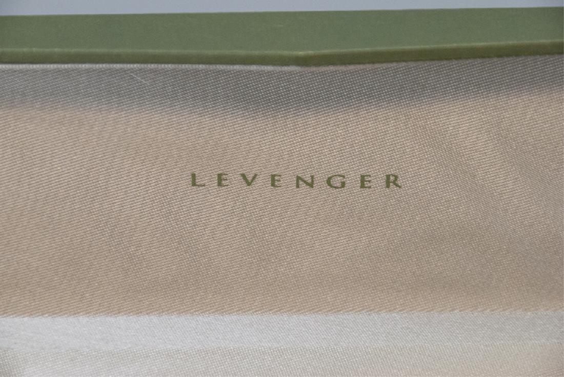 Levenger Pen w Original Box & Paperwork - 5