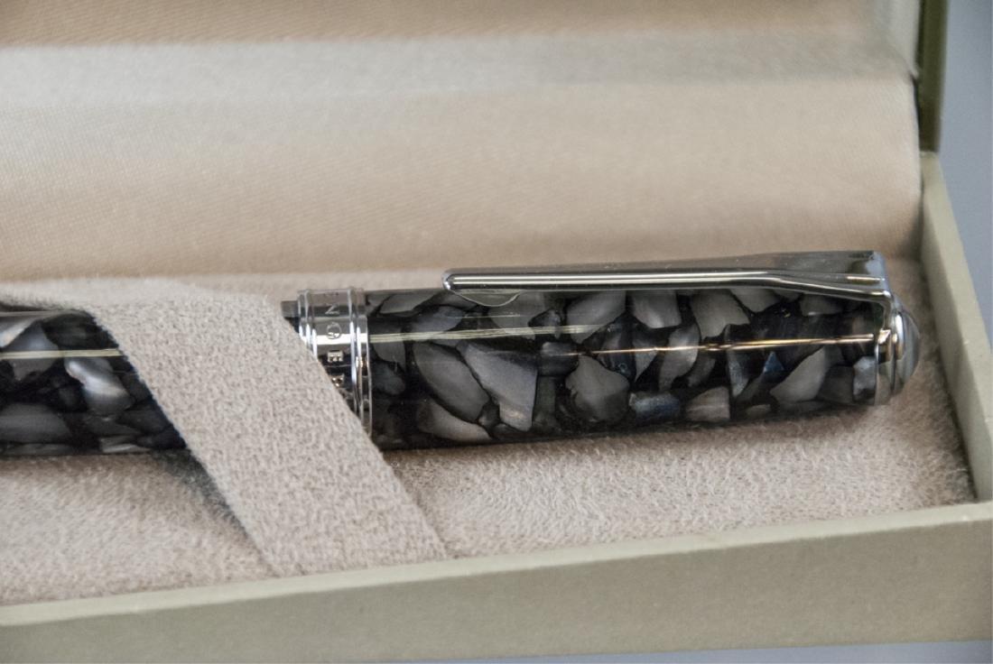Levenger Pen w Original Box & Paperwork - 7