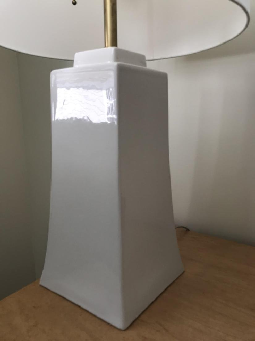 Contemporary Barbara Barry for Baker Table Lamp - 4