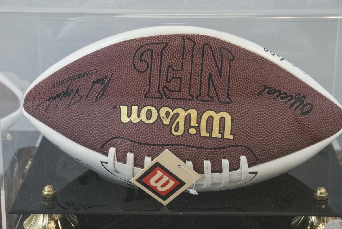 Buffalo Bills Signed NFL Football 1994 - 2