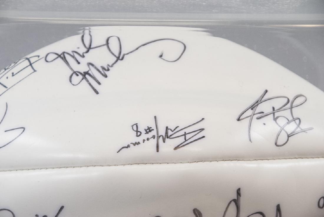 Buffalo Bills Signed NFL Football 1994 - 5