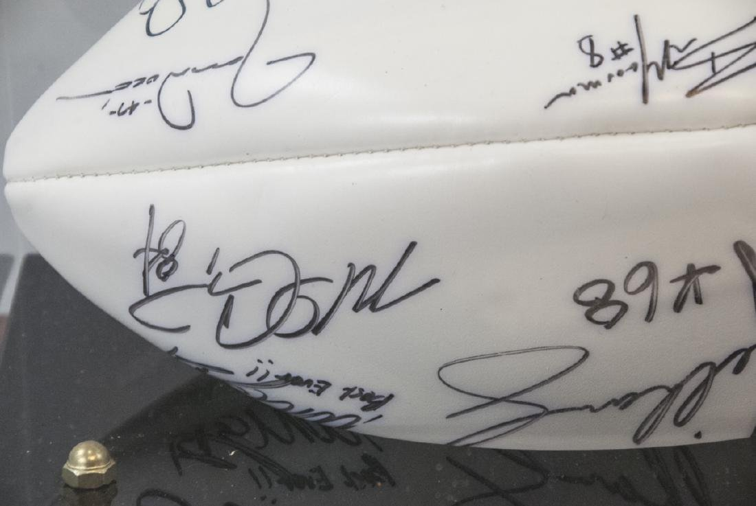 Buffalo Bills Signed NFL Football 1994 - 7