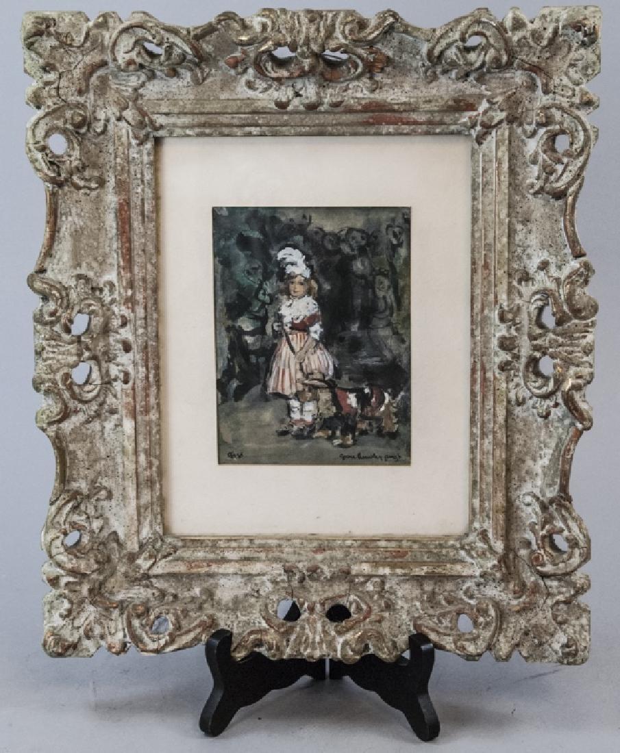 Grace Huntley Pugh Rockport MA Portrait Painting