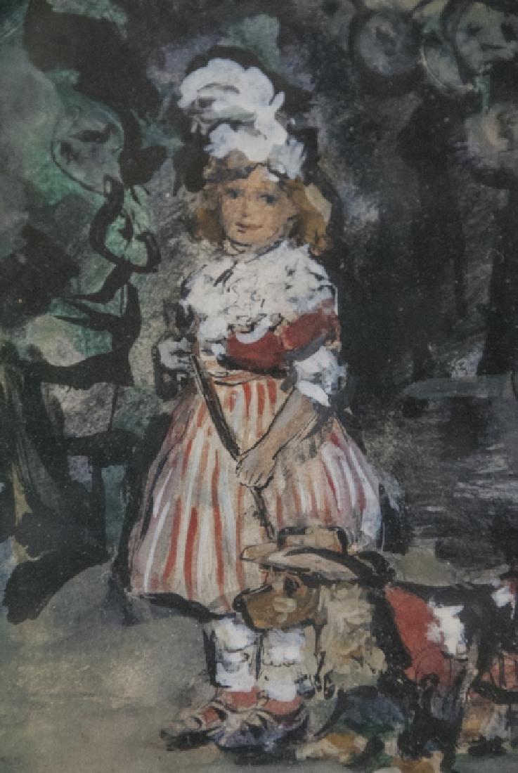 Grace Huntley Pugh Rockport MA Portrait Painting - 5