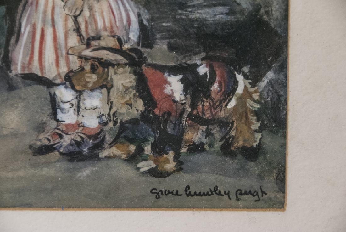 Grace Huntley Pugh Rockport MA Portrait Painting - 6