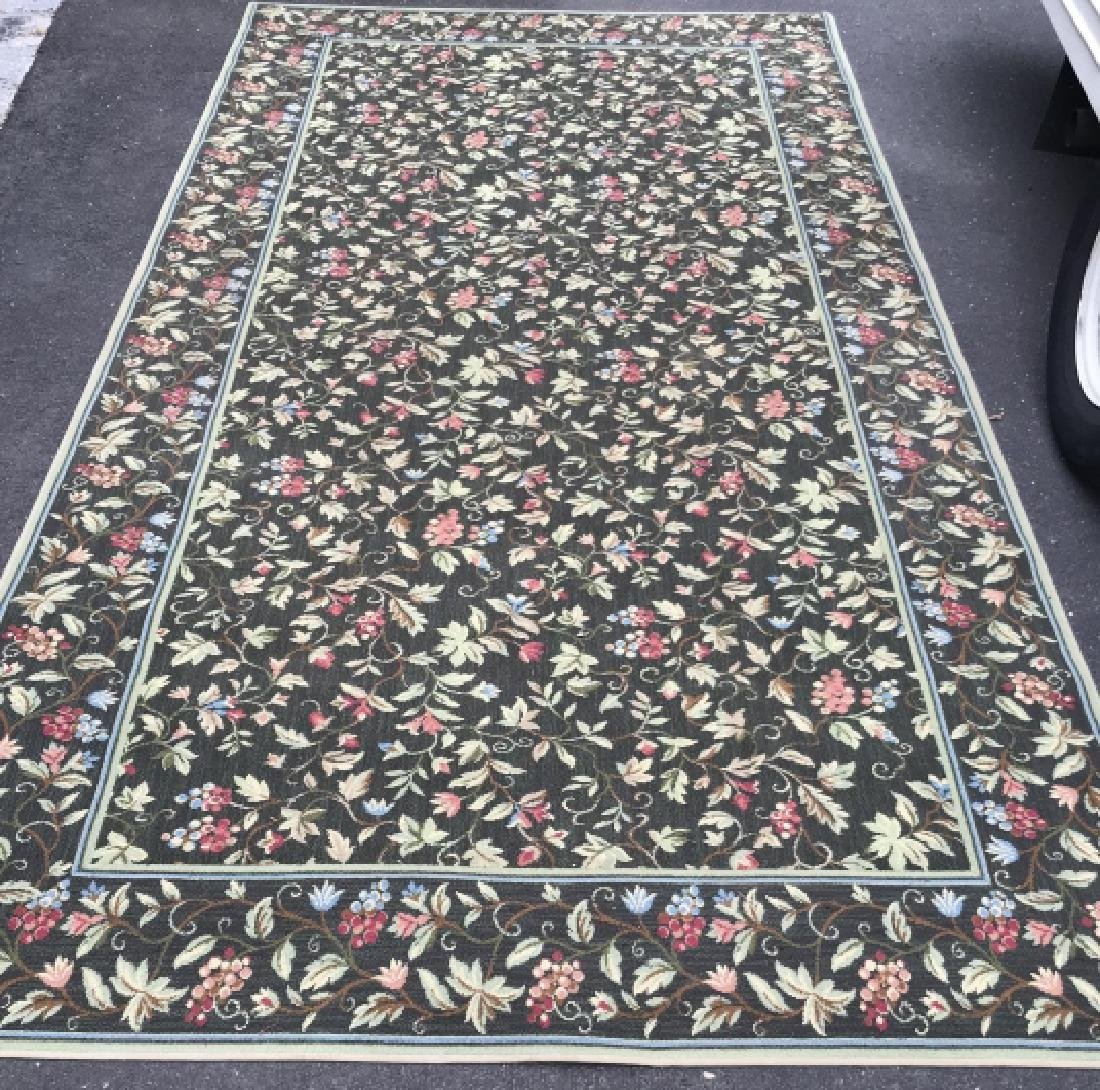 Contemporary Stark Carpet Grape Cluster & Leaf