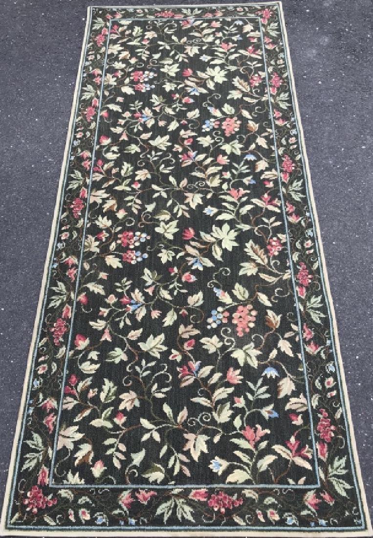 Contemporary Stark Carpet Grape Cluster & Leaf