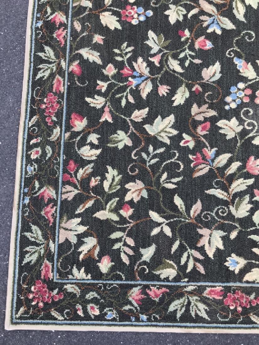 Contemporary Stark Carpet Grape Cluster & Leaf - 2