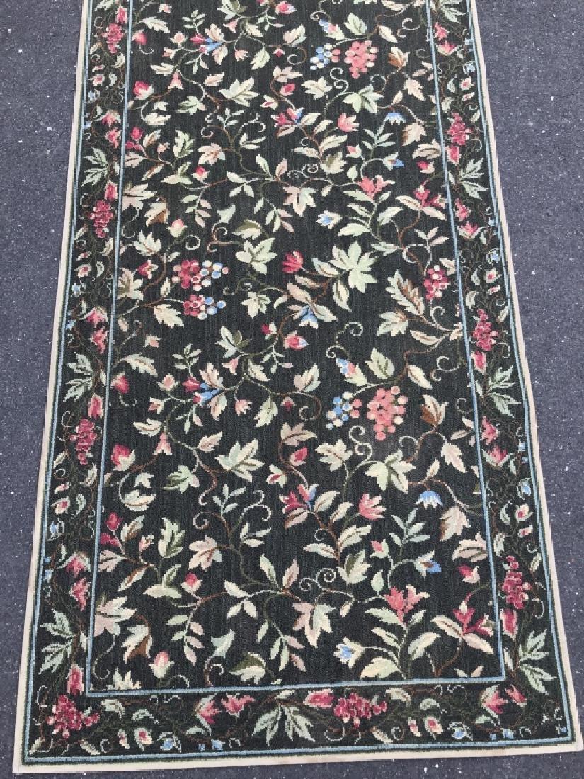 Contemporary Stark Carpet Grape Cluster & Leaf - 4