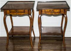 Pr. Theo. Alexander French Provincial Pine Tables