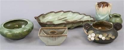Vintage American Pottery Pieces  Frankoma