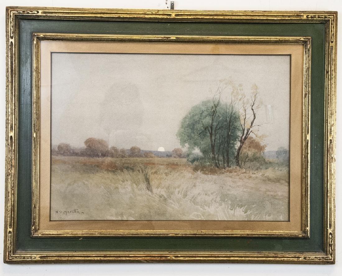 Hardesty Gilmore Maratta Landscape Painting