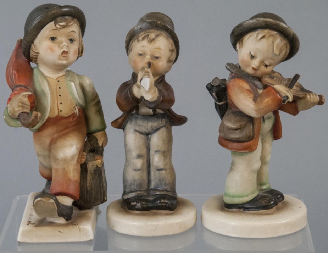Lot of Vintage Hummel Figurines