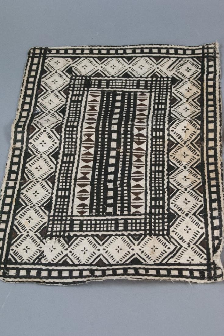 Mid Century Pair of African Geometric Tribal Art - 4