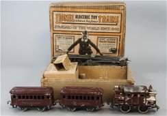 Lionel Electric Toy Trains OGauge Box Set
