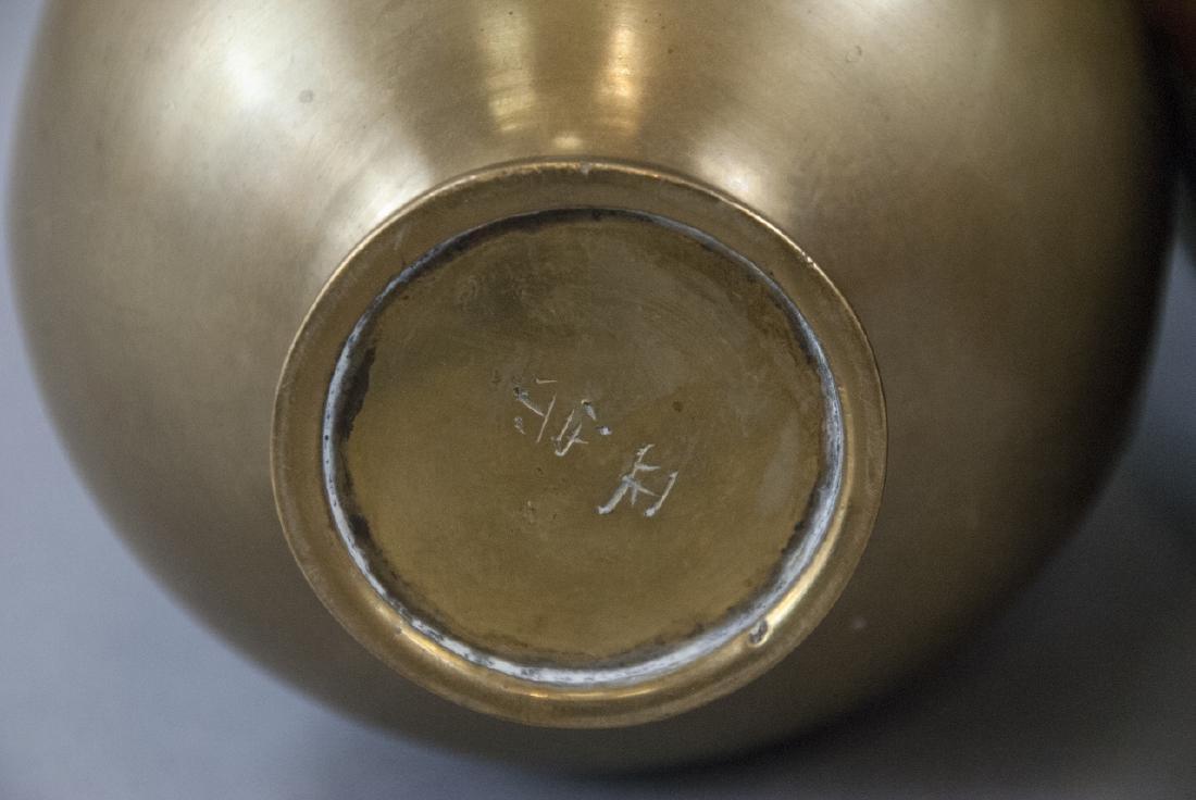 Lot of Vintage Asian Vases - 8