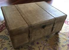 Suitcase / Trunk Form Contemporary Coffee Table