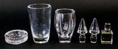 Collection of Small Crystal Items incl. Waterford