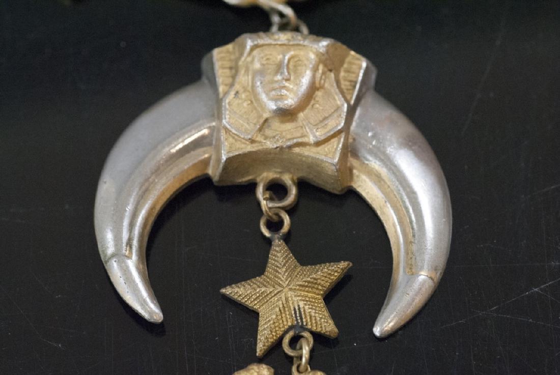 Antique Masonic or Fraternal Organization Brooch - 3