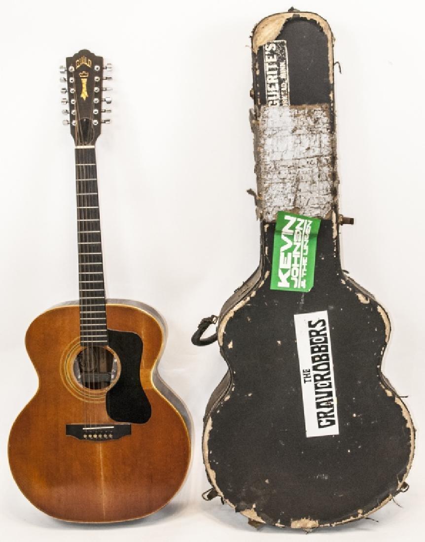 1970s Guild Acoustic Guitar Model No. F212XL-NT