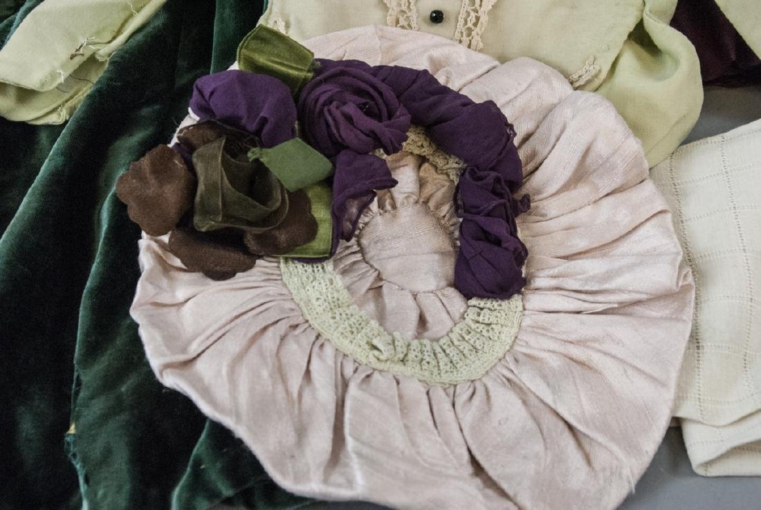 Antique Doll Clothes for French or German Dolls - 2