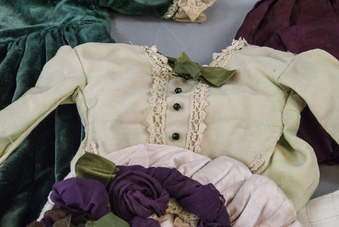 Antique Doll Clothes for French or German Dolls - 3