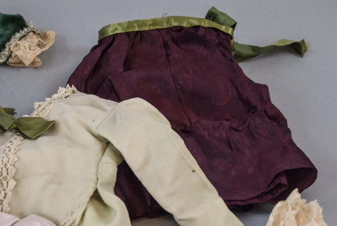 Antique Doll Clothes for French or German Dolls - 5