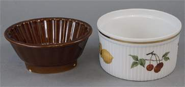 Lot of Vintage Cookware Incl Royal Worcester