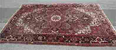Persian Wool Large Hand Knotted  Area Rug
