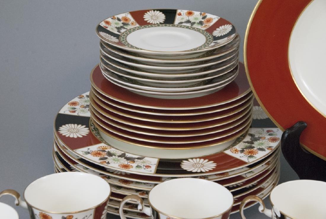 Mikasa Shogun Porcelain Dinner Service for 8 - 10