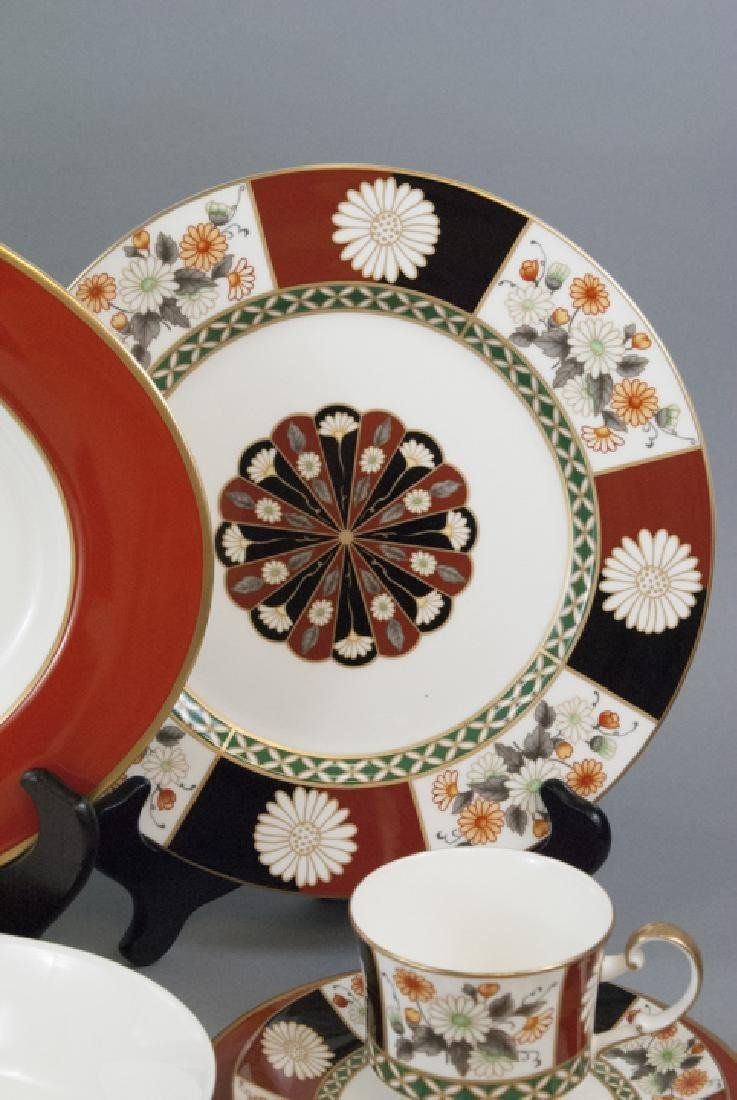 Mikasa Shogun Porcelain Dinner Service for 8 - 3