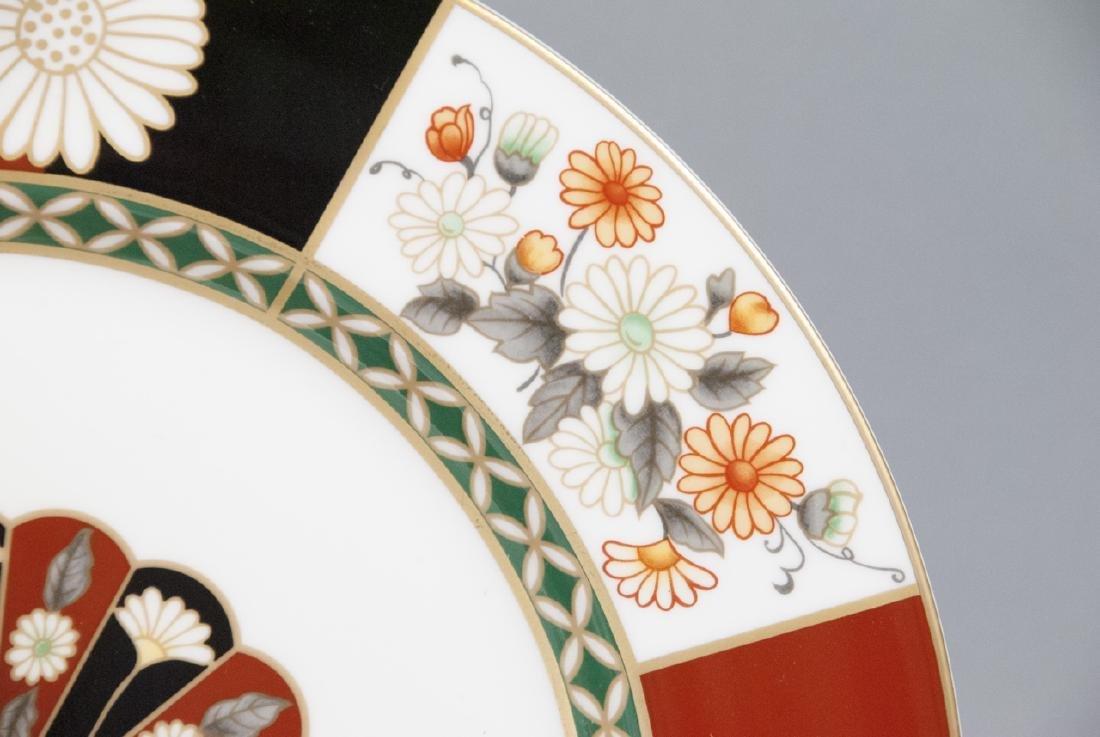 Mikasa Shogun Porcelain Dinner Service for 8 - 5