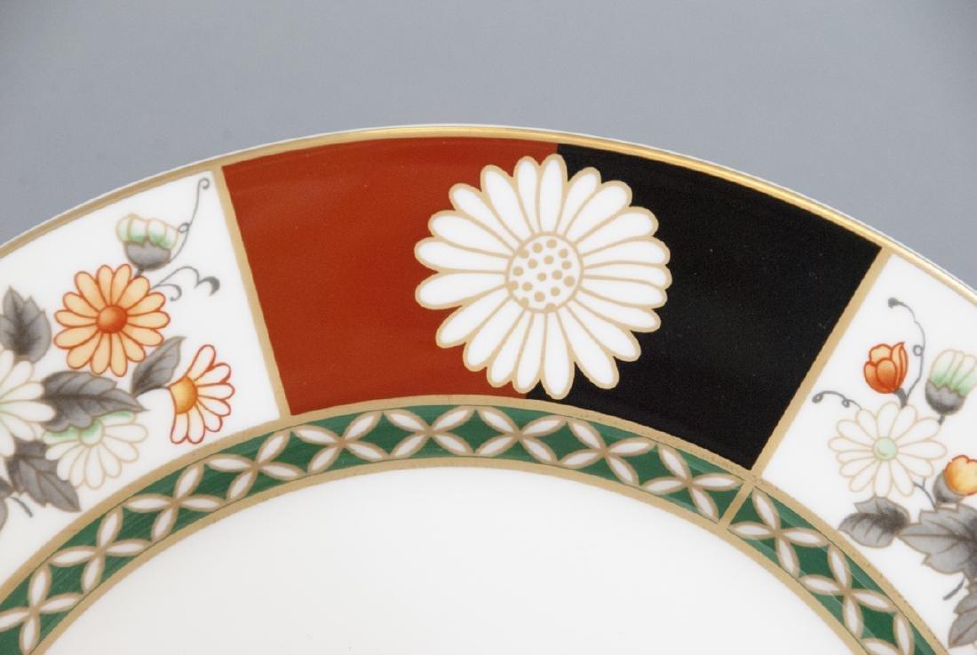 Mikasa Shogun Porcelain Dinner Service for 8 - 6